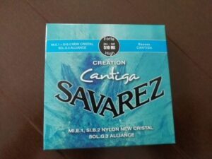 Savarez Creation Cantiga(510MJ)