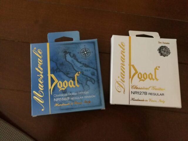 ドーガルのディアマンテとマエストラーレのパッケージ