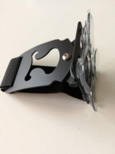 テヌートギターサポートのピボット