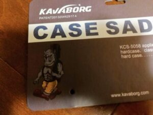 Kavaborg Case Saddleのキャラクター