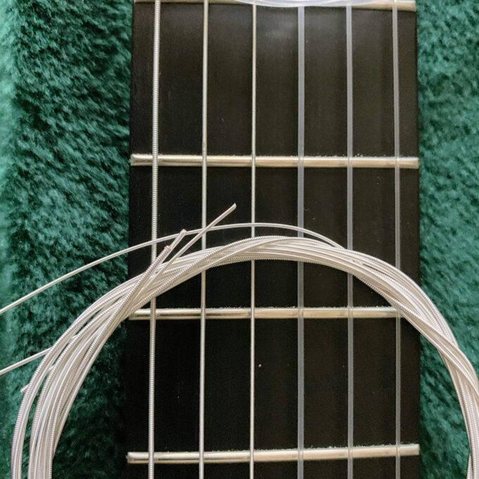 Aquila Zaffiroの低音弦