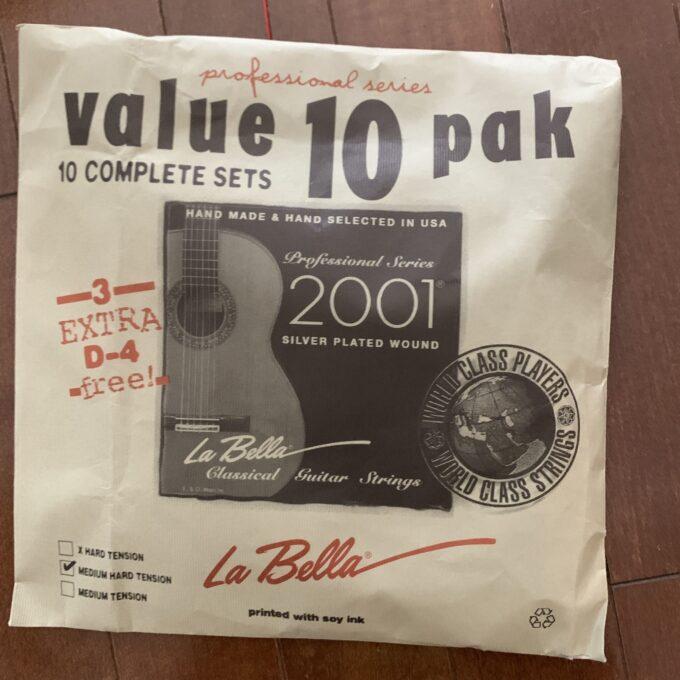 ラベラ 2001 Value 10 Pakの袋
