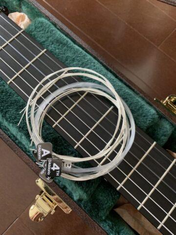 クラシックギター弦の評価、感想、レビューに関する記事