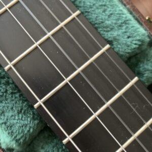 プロアルテEXPのコーティング弦と普通の低音弦の比較
