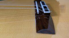 クリアな音を実現 ダブルホールや弦留めチップの効果について