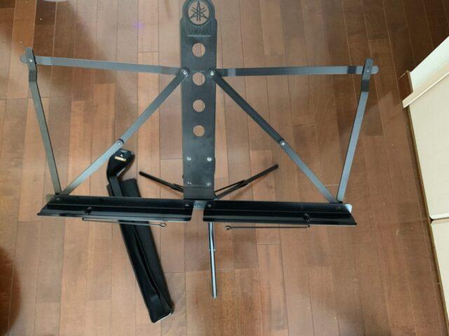 ヤマハの譜面台 MS-303ALS