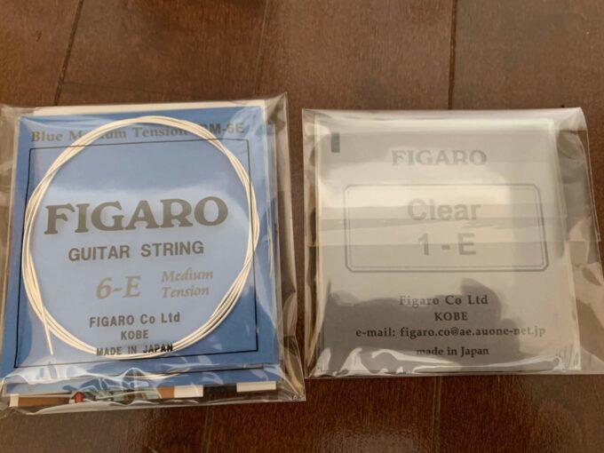 フィガロ弦の青とClear(高音弦)のセット