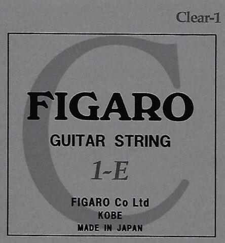 フィガロのクラシックギター用高音弦