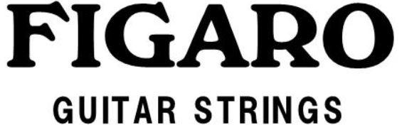 クラシックギター弦メーカーのフィガロ