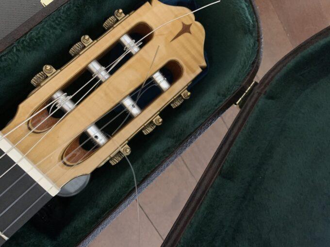 フィガロ弦の高音弦はちょっと短い