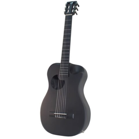 カーボンファイバー製クラシックギター OC660M