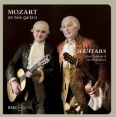 2GUITARS Mozart on Two Guitars