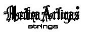 クラシックギター弦メーカーのメディナ・アルティガス