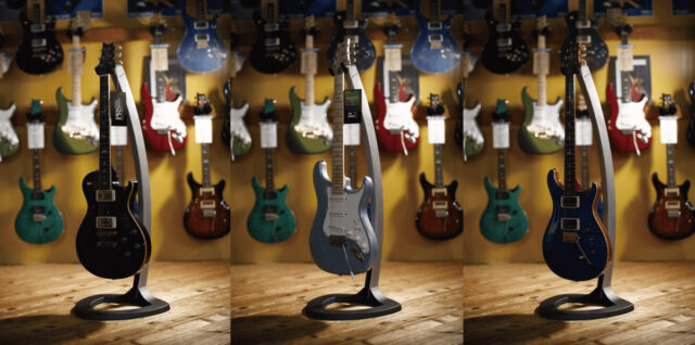 P.R.S Floating Guitar Stand