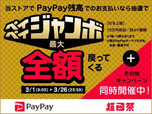 サウンドハウスの超PayPay祭